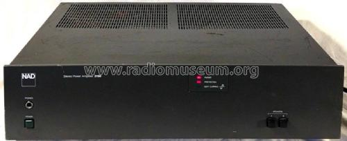 Stereo Power Amplifier 2150; NAD, New Acoustic (ID = 2383289) Ampl/Mixer