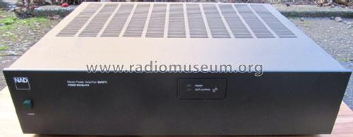 Stereo Power Amplifier 2240 PE Ampl/Mixer NAD, New Acoustic