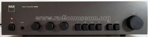 Stereo Preamplifier 1020A; NAD, New Acoustic (ID = 2383039) Ampl/Mixer