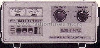 NAG-144XL 2250; Naigai Electric (ID = 445146) Amateur-D