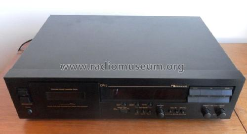 DR-2; Nakamichi Co.; Tokyo (ID = 1471803) R-Player