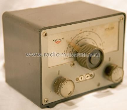 Frequency Oscillator VFO-62 Amateur-D National Company