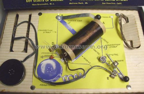 Cub Scout Radio Kit Crystal National Supply Service