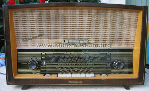 Konzertmeister 3976 Art. Nr. 101/70; Neckermann-Versand (ID = 244949) Radio