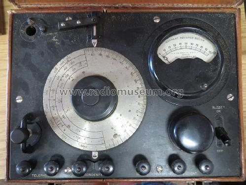 Radio Wavemeter SE 392; National Electric (ID = 1506524) Equipment