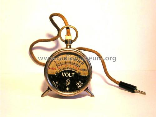 Radio-Voltmeter TE; Neuberger, Josef; (ID = 161298) Equipment