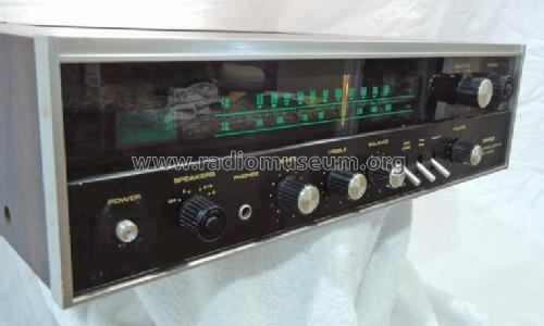 AM/FM Stereo Receiver STA-2010; Nikko Electric (ID = 1276975) Radio