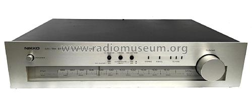 AM/FM Stereo Tuner NT-790; Nikko Electric (ID = 2433232) Radio