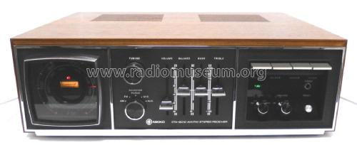 AM / FM Stereo Receiver STA-9010D; Nikko Electric (ID = 2451935) Radio