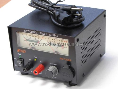 Switching Power Supply NS-1228A; Nissei Sokki Co. Ltd (ID = 1973558) Equipment