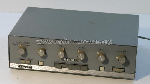 stereo hi fi verst rker sv 27 ampl mixer nogoton norddeutsc. Black Bedroom Furniture Sets. Home Design Ideas