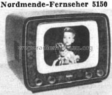 5150; Nordmende, (ID = 107004) Television