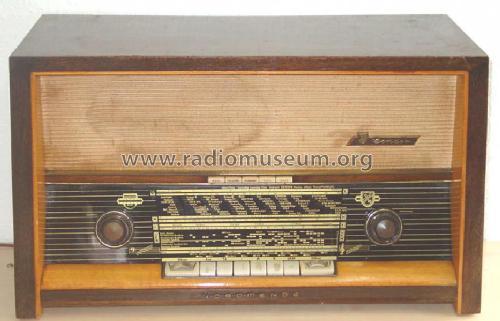 Bardzo dobry Condor 58 3D Ch= 5716x Radio Nordmende, Norddeutsche Mende-R XA13