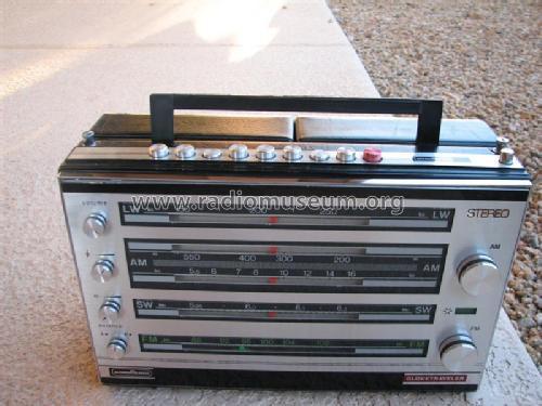 Globetraveler Stereo Typ 103 771.103.E Radio Nordmende,