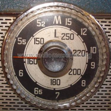 Mambino D06 Ch= 3 606 Radio Nordmende Norddeutsche Mende Ru