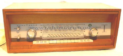 Stereo-Steuergerät 3004 S340 Ch= 6/634; Nordmende, (ID = 429749) Radio