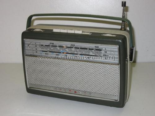 Transita-Spezial 49m F031 Ch= 5/603-49m Radio Nordmende,
