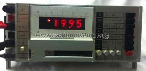 Normameter D; NORMA Messtechnik (ID = 1457419) Equipment