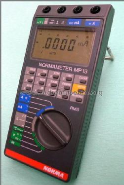 Normameter MP13; NORMA Messtechnik (ID = 1748160) Equipment