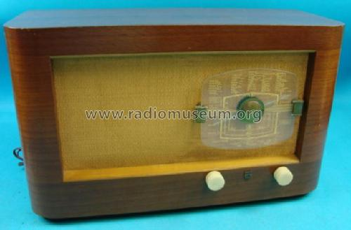 BN381A; Philips Norway Norsk (ID = 1107980) Radio
