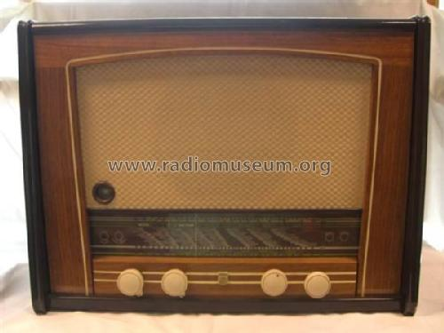HN523A; Philips Norway Norsk (ID = 1359264) Radio