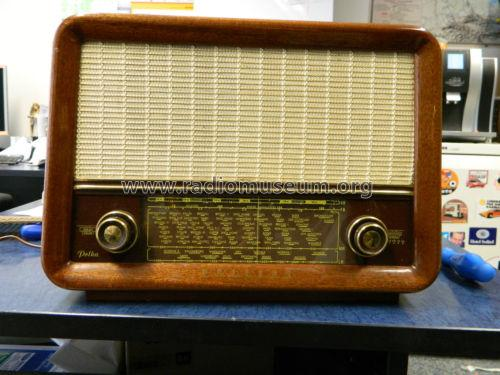 Polka 57 BN251A; Philips Norway Norsk (ID = 1145142) Radio