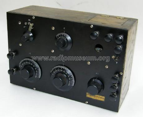 Receiver R-1; Northern Electric Co (ID = 1751384) Radio