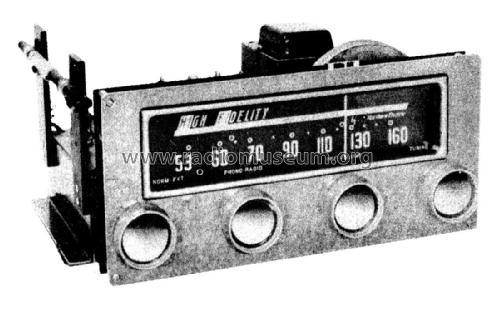High Fidelity Tuner HF125; Northern Electric Co (ID = 2264860) Radio