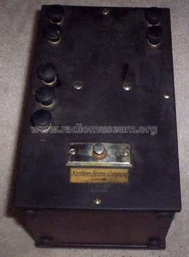 Power Amplifier R-105; Northern Electric Co (ID = 1740369) mod-pre26