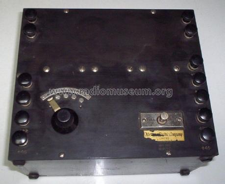 Power Amplifier R-106; Northern Electric Co (ID = 1751128) mod-pre26
