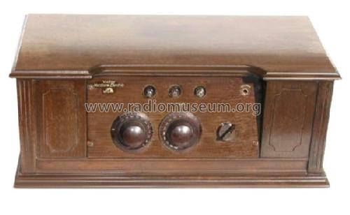 Victor/Northern R-21 Regenerative Receiver; Northern Electric Co (ID = 1175094) Radio