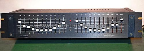 Equalizer LX 355; Nuova Elettronica; (ID = 2064488) Ampl/Mixer