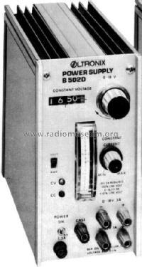 Power Supply Labpac B502d Power S Oltronix Ab V Llingby Bu