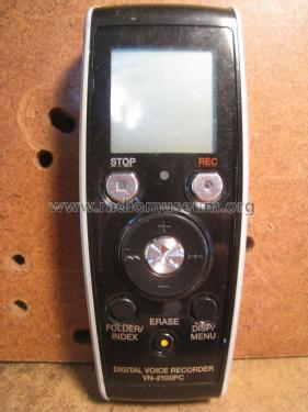 PILOTE DIGITAL VOICE VN-2100PC TÉLÉCHARGER OLYMPUS RECORDER