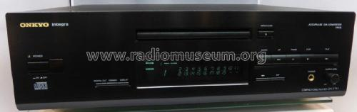 Compact Disc Player DX-7711; Onkyo, Osaka Denki (ID = 1967360) R-Player