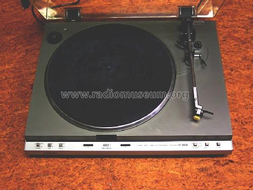 Direct Drive Full-Automatic Turntable CP-1020 F; Onkyo, Osaka Denki (ID = 1716493) R-Player