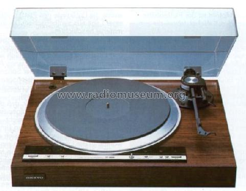 Full-Automatic Turntable CP-1260F; Onkyo; Osaka (ID = 559157) R-Player