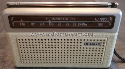 TO1980; Optalix, T.E.D.; (ID = 2584050) Radio