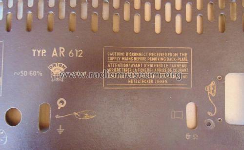 Pacsirta AR612-144 Export LW Radio Orion