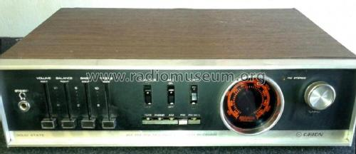 AM-FM-FM Multiplex Stereo Recevier LST-3; Orion Electric Co., (ID = 2383634) Radio