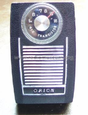 Six Transistor ; Orion Electric Co., (ID = 640639) Radio