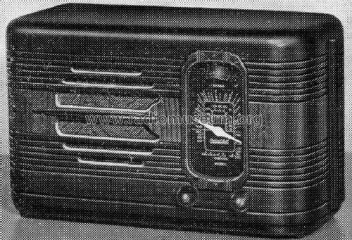 5-C De Luxe ; Packard Bell Co.; (ID = 1661039) Radio