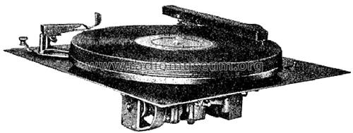 Automatic Record Changer K; Packard Bell Co.; (ID = 1341045) Enrég.-R