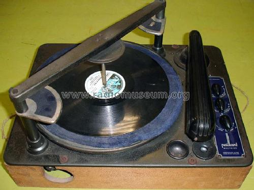 Multidisc record changer ; Paillard AG; St. (ID = 453621) R-Player