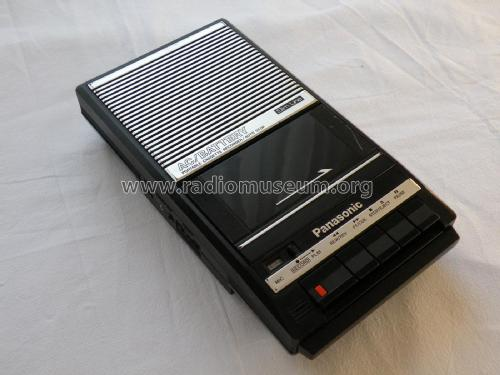 AC/Battery Portable Cassette Recorder RQ-2104; Panasonic, (ID = 2238942) R-Player