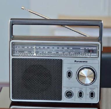 Fm Am Portable Radio Rf 567d Radio Panasonic Matsushita Na