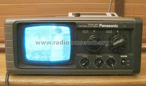 FM/ AM Radio Solid State TV TR-515R; Panasonic, (ID = 1618125) TV Radio