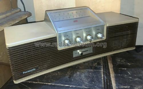 FM-AM Stereo RE-7392; Panasonic, (ID = 2574731) Radio