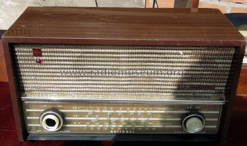 National HI-FI Sound GU-382; Panasonic, (ID = 2131006) Radio