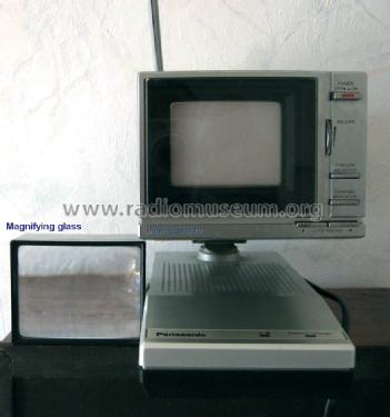 Panasonic Micro Color TV TC-30 U, G Ch= X30; Panasonic, (ID = 2119415) Television